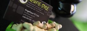Newfie-Style - Trimsalon -  Jabbeke